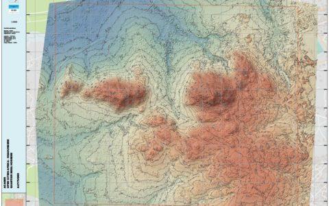 Ngaoundéré, altitudes et relief