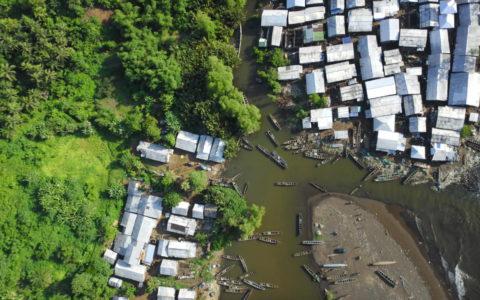 Limbe, quartier des pêcheurs